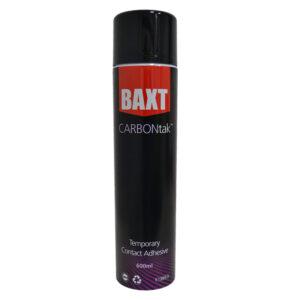 BAXT CARBONtak Temporary Contact Adhesive