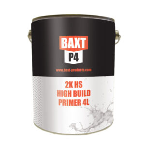 P4 2K HS High Build Primer