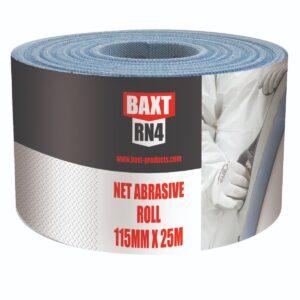 BAXT RN4 Net abrasive roll