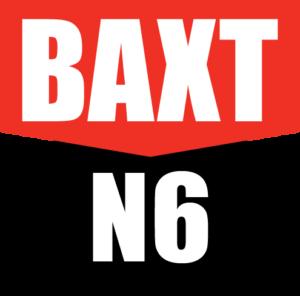 BAXT N6 logo